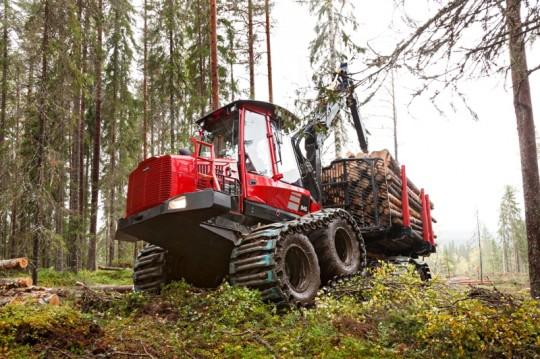 Образовательный полигон в сфере лесозаготовки и деревообработки