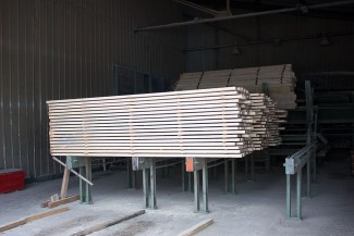 Sawn timber production