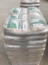 Поддон упаковок пеллет по 15 кг