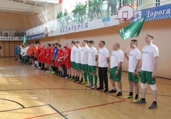 Спартакиада в рамках празднования 25-летия холдинга Череповецлес