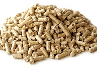 Введен в эксплуатацию новый цех по производству древесных гранул - пеллет